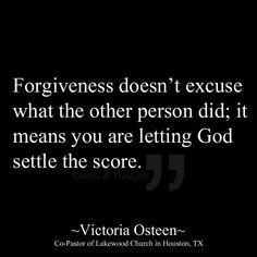 think it's very important to forgive. Resentment only leads to a path of attracting negativity.I think it's very important to forgive. Resentment only leads to a path of attracting negativity. Life Quotes Love, Quotes About God, Faith Quotes, Great Quotes, Bible Quotes, Quotes To Live By, Me Quotes, Inspirational Quotes, Forgive Quotes
