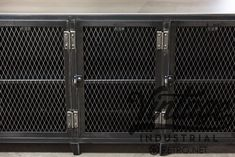 Perforated doors and sides  Available in various configurations: 2, 3, 4 or 5 lockers wide  32 or 72 height  Depth is 15  72 height not pictured but it's the same as the 32, just taller.  Width: 2 Locker - 38 3 Locker - 58 4 Locker - 77 5 Locker - 96  Removable shelf in the center  Pictured - 5 Locker unit x 32 tall