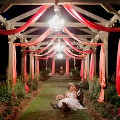 Super fun Texas wedding at Elmwood Gardens