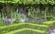The Husqvarna Garden by Charlie Albone at the RHS Chelsea Flower Show 2016