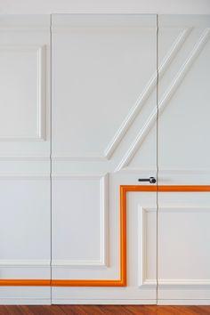 Trendy Apartment Entrance Wall Decor Home Ideas Design Entrée, Deco Design, Wall Design, House Design, Home Interior, Interior Architecture, Interior And Exterior, Interior Decorating, Entrance Design