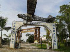 Parque Temático Hacienda Napoles, Puerto Triunfo, Antioquia