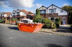 Get complete information skip hire sire service for waste management solution. Know the importance, purpose and benefits of skip hire in Dartford. Waste Disposal, Management, Cabin, Mansions, House Styles, Orange, Mansion Houses, Manor Houses, Luxury Houses