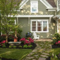 house entrance and front door decoration ideas, 20 gorgeous house ... - Front Yard Patio Ideas