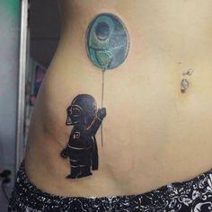 star wars darth vader tattoo-8