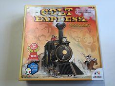 Colt Express juego de mesa