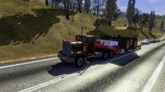 Peterbilt 351 Heavy Transport