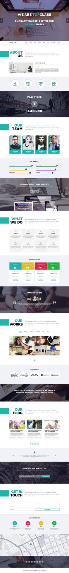 Layout and ideas are on point but the colors are wrecking the picture. #colorblind #webdesign