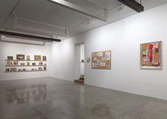 GIAN CAROZZI REVISITED, a cura di Luca Bertolo, Cardelli e Fontana 2014, (foto Dario Lasagni)