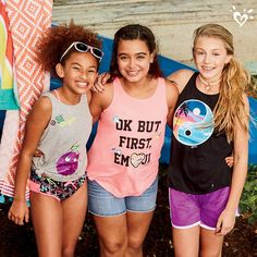 Fashion for every girl! All new sizes added. Find 10 plus - 20 plus at shopjustice.com.