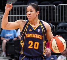 Kara Lawson, WNBA, Connecticut