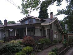 Craftsman Cottage ~~~~~~~~~~~~I LOVE this!