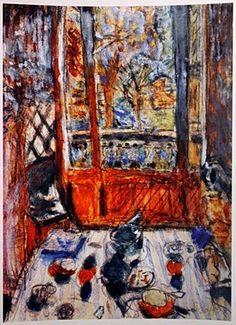 Pierre Bonnard - Interior