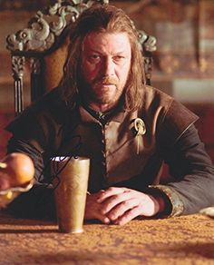 Sean Bean Autographed Signed 'Game Of Thrones' 8X10 Photo COA Ned Stark