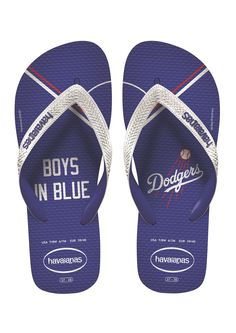 36d9758a4 Havaianas Top Mlb Sandal Blue White Price From  £17.88 Mens Flip Flops