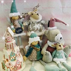 Tonight's the night! Christmas Gift Decorations, Christmas Ornaments, Holiday Decor, Mobiles, Salt Room, Start Time, Victoria Australia, Teddy Bear, Gift Wrapping