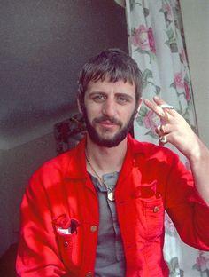 Les photos rares des Beatles prises par Ringo