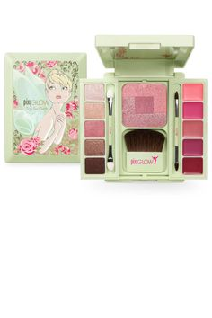 Pixi Glow Tinker Bell Fairytale Palette, £32 - Latest Beauty Products & Beauty News
