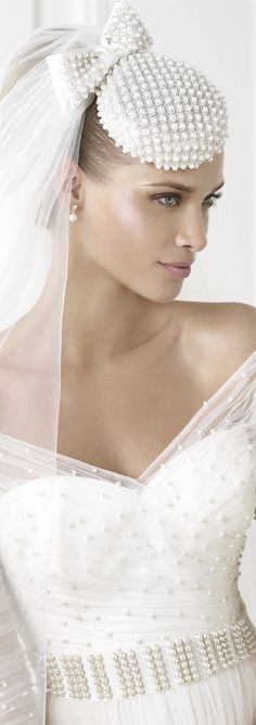 PRONOVIAS 2015 Fashion and Atelier Bridal Collection