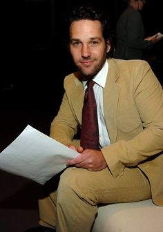 Pin for Later: 24 Celebrities Who Have Probably Found the Fountain of Youth Paul Rudd — 2004