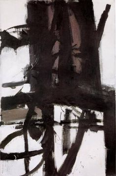 Franz Kline - The Bridge (1955)