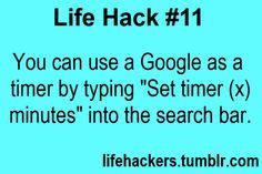 Google Timer #lifehack #tips #google