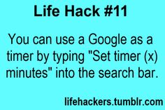 Google Timer #lifehack #tips #google