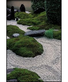 Japanese Gardens - Natural Landscaping, Gardening, and Landscape Design in the Catskills and H. Modern Japanese Garden, Japanese Garden Landscape, Garden Landscape Design, Japanese Gardens, Zen Gardens, Formal Gardens, Kyoto Garden, Japan Garden, Zen Rock Garden