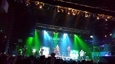Crown the Empire opening for Of Mice & Men, 5-7-15 at the Electric Factory in Philadelphia