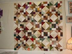 Second Buckeye Beauty quilt