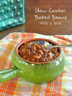 Slow Cooker Baked Be
