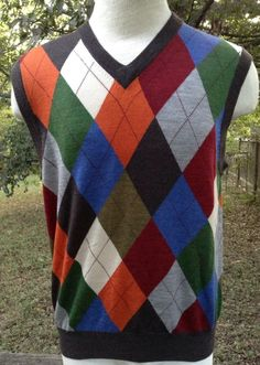 Ladies X Large Ugly Christmas Sweater Vest 1512 | Cardigans For ...