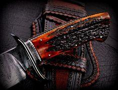 Ranger Bowie | CAS Knives - cuchillos artesanales
