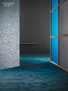 Bolon Launches Floor Customizing System Bolon By You | Lace for Bolon. #design…
