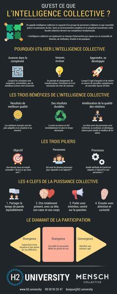 Infographie : Qu'est ce que l'Intelligence Collective ? | Le Blog H2 University