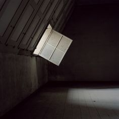 Trine Søndergaard — Still — Maison du Danemark — Exposition — Slash Paris Interior Photography, White Photography, Contemporary Photography, Creative Photography, Photo Fair, Attic Window, Open Window, Roof Window, Window Shutters