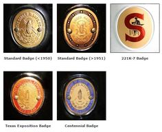 Featherweight Badges