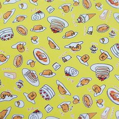 90x140cm 1yard Hamburger Print Novelty Canvas Fabric Upholstery Material for Patchwork Unique Sewing Fabric tissus tecidos tela
