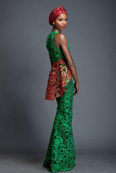 Komole Kandids Series ~ African fashion, Ankara, kitenge, Kente, African prints, Braids, Asoebi, Gele, Nigerian wedding, Ghanaian fashion, African wedding ~DKK
