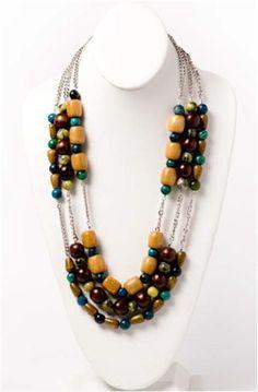 Jasmine Necklace - DIY Jewelry #CousinCorp