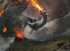 Spawn of Thraxes by velinov on DeviantArt