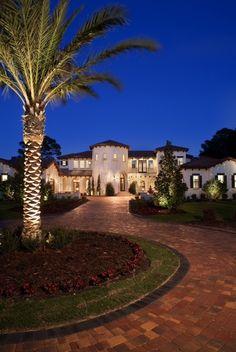 Palatial dream home