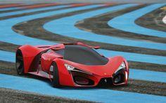 Assetto Corsa - Ferrari F80 Concept [ Update ] - Circuit Paul Ricard Ferrari F80, Maserati, Bugatti, Liberty Walk, Maybach, Koenigsegg, Aston Martin, Jaguar, Luxury Cars