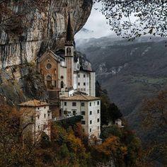 Madonna Della Corona Italy |  Stefan Mahl Say Yes To Adventure