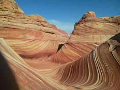 Coyote Buttes The Wave in Page, AZ