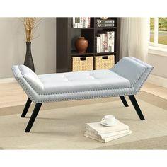 Latitude Run Jeffery Upholstered Bedroom Bench