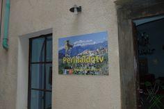 Zur Zeit nutzt PerinaldoTV die Immobilie als Studio