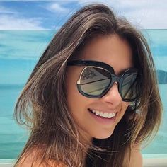 Óculos de Sol Salvatore Ferragamo™ - SF863S - Preto – 💎 Saphira Store™ 🇧🇷 7d1326f3aa