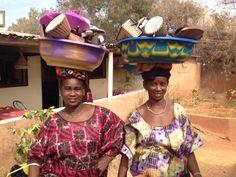 Dienaba and Aissata, Senegal.
