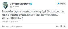Whatsapp y la radio